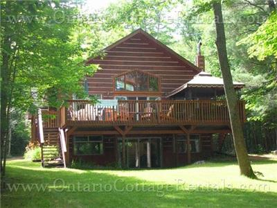 OCR - Blue Willow Cottage (F196) on Otter Lake, Near Huntsville, Muskoka, Ontario