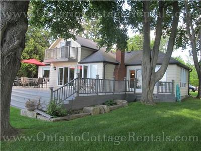 OCR - Stone Gate Cottage (F438) on Lake Simcoe, Near Beaverton, Ontario, Kawartha Lakes