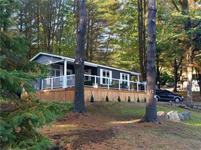 Muskoka Cottages on Private Bonnie Lake ! 134,900 !