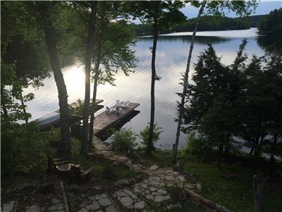 Lake of Bays Sunset Retreat