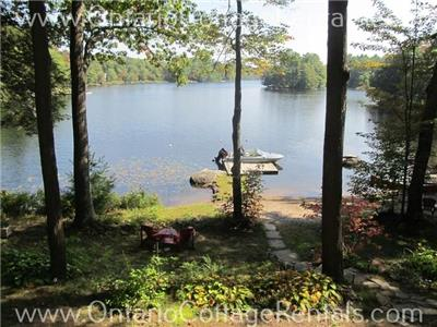 OCR - Cranberry Canoe Cottage (F444) Long Lake, Near Bala, Ontario, Muskoka