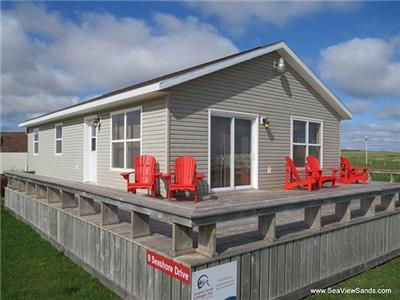 SeaView Sands Beach Shanty - Quality Executive Cottage in SeaView, PEI. Incredible beach.