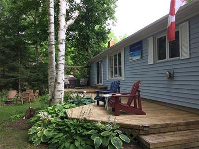 Birch Lodge (Beach Life Cottage Rentals)