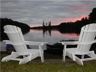 Lorimer Lake Resort Cottage Rental