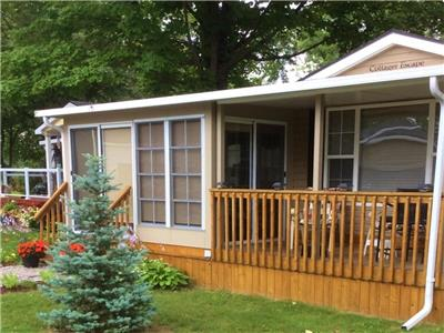 UPDATE! Two bedroom cottage in Prince Edward County close to Sandbanks
