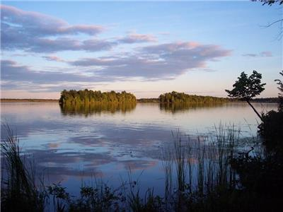 200 acres Waterfront Land for sale- 1 hour to Montreal or Ottawa