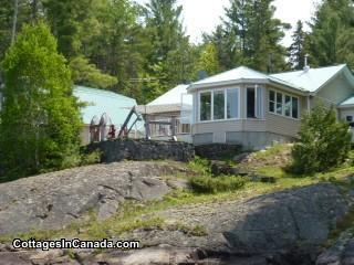 French River Waterfront Property