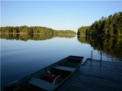 Beautiful Family cottage on Lake Manitouwabing