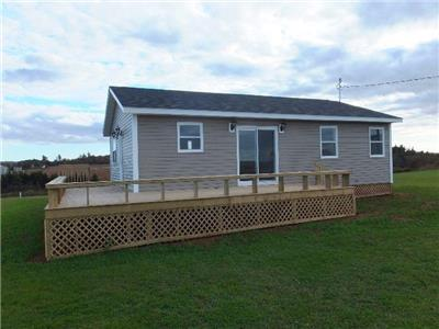New cottage near fantastic sandy beach!