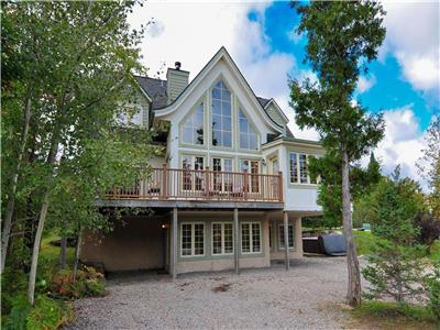 Tremblant 6 BR Chalet - the ONLY 5-STAR on the Resort