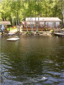 Now up for Sale. Kijiji ad# 1376308260  Cottage on the Crowe. Come Make some Memories