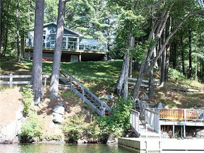 266 - Muskoka River - Bracebridge