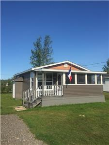 Beautiful cottage for rent in Cocagne