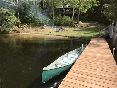 Family friendly, sandy, waterfront property on Paudash Lake!!