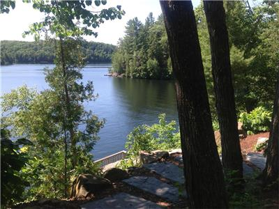 Lake Rosseau, Executive TimberFrame Cottage; Gorgeous Views and Crystal Clear Water