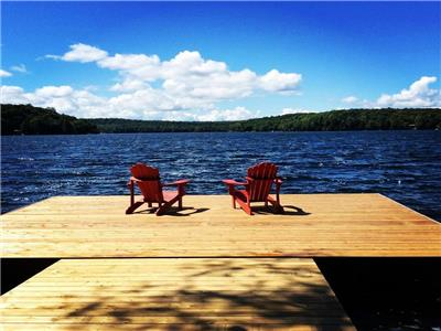 Tranquil Lakefront Cottage in Haliburton Highlands for rent