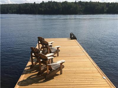 OCR - Fairy Vista (F232) on Fairy Lake, Huntsville, Ontario, Muskoka, Algonquin Park