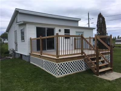 Ocean View Cottage For Rent Grande-Digue, NB