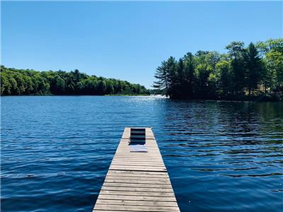 OCR - Splendour on Spence (F493) - Bracebridge, Muskoka, Spence Lake, Sandy Beach