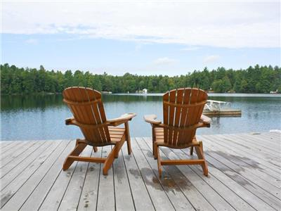 OCR - Two Docs Cottage (F130) on Little White Fish Lake, Near Parry Sound, Muskoka, Ontario