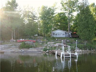 OCR - Cedar Shores Cottage (F147) on Lake Bernard, Sundridge, Ontario, Muskoka