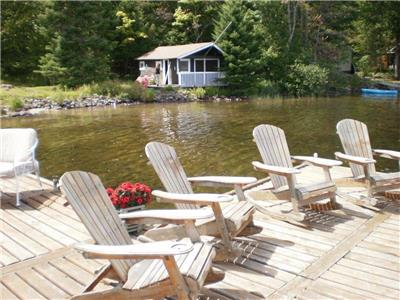 OCR - Dragonfly Cottage (F153) on Peninsula Lake, Huntsville, Muskoka, Ontario, Algonquin Park