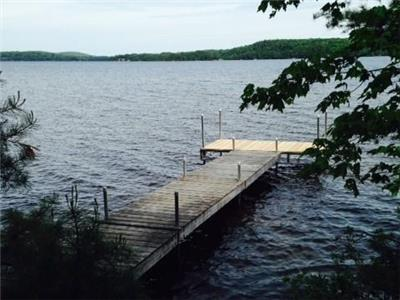 OCR - Rustic Retreat (F202) on Lake of Bays, Huntsville, Ontario (Two Week Rentals Only)