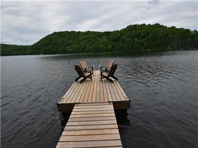 OCR - Gold Trout Cottage (F390) on Lake Esson, near Haliburton, Haliburton Highlands, Ontario