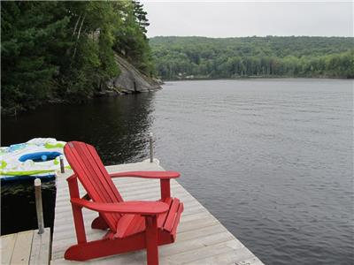 OCR - Cliff View Cottage (F370) on Vernon Lake, Huntsville, Muskoka, Ontario, Algonquin Park