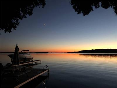 Balsam Lake Escape with all the comforts of home