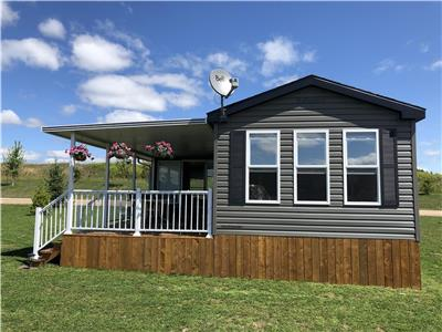 2018 Two Bedroom Northlander Reflection (36 X 12) With Florida Room And Covered Deck