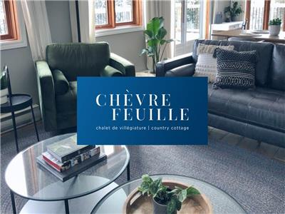 Chèvrefeuille | Nordic Luxury near Tremblant