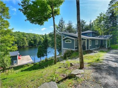 PARADISE COVE - Sensational new 4,000 sq ft cottage on quiet cove on Lake Muskoka near Port Carling!