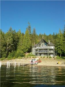 Lakefront Luxury on Kootenay Lake