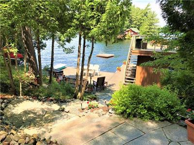 Lake Muskoka Cottage  Available Aug.23 -31