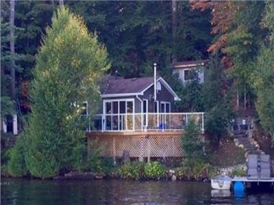 Maple Ridge ~ A Hidden Gem on Bay Lake! Private, Peaceful & Picturesque!