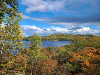 Premium Waterfront and Hillside Estate Lots on Trout Lake