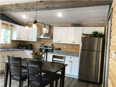 *The Ultimate Two for One *All New Construction *Turn-key * Family Retreat with Two Cottages