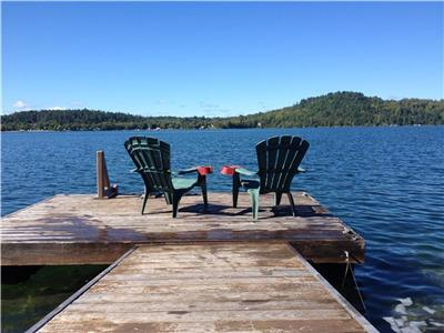Waterfront Cottage - Grand Lac Rond