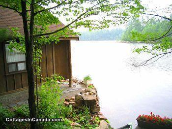 Affordable Rustic Lakefront Cabin offers a