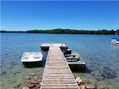 Book your Francis Lake Holiday  for the  Summer 2018
