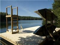 Paradise on Lac Bataille