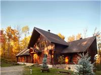 Tremblant Deluxe Log Home 8brs Private Spa