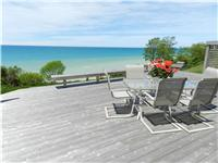 Executive Cottage on Lake Huron