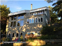 Rice Lake luxury Waterfront Cottage