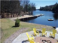 Lake Muskoka cottage at Walker's Point