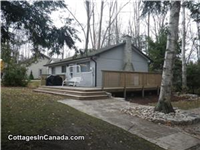 Point Clark Pet Friendly Cottage