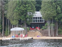 The Gaggioli Lake House