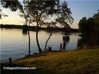 2 Acre Beauty Whitestone Lake with Sea Doo Boat  and Furnished