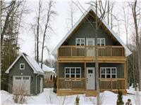 Big Bay Point Brand-New Lakeview Cottage